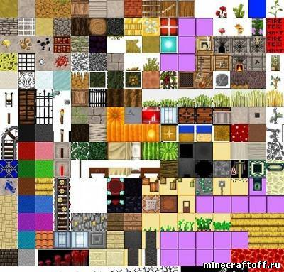 Текстуры для дома майнкрафт